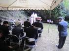 10月27日(土)に、夫婦岩神事が執り行われました。