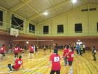 球磨地区商工会女性部合同研修会及びミニバレーボール大会が開催されました!
